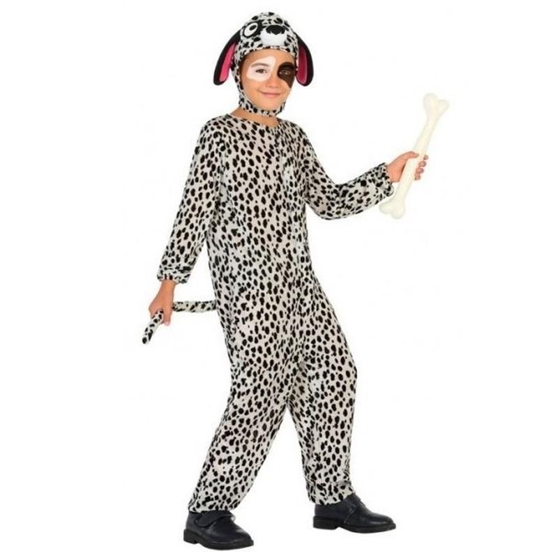 3612cd7a577 Dierenpak hond/honden verkleed kostuum Dalmatier voor kinderen in ...