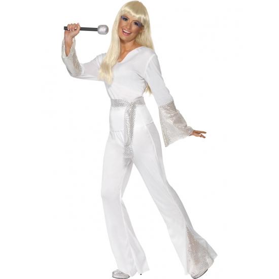 Favoriete Witte Abba kleding dames in oranje artikelen winkel Oranjeshopper #DA33