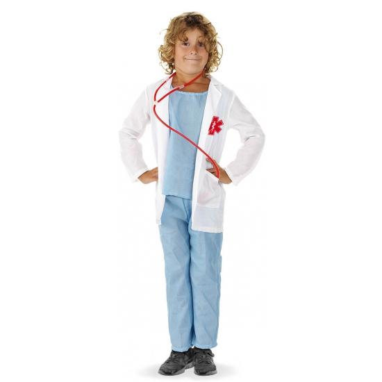 Carnavalskleding Beroepen kostuums Dokter kleding