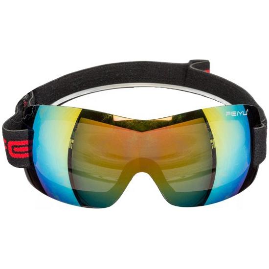 Feest skibrillen voor volwassenen