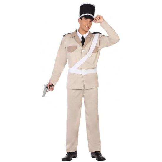Carnavalskleding Beroepen kostuums Politie kleding