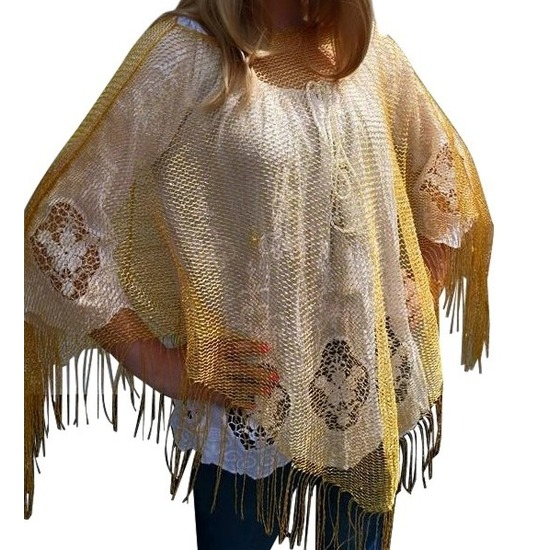 Carnavalskleding Kleuren kostuums Gouden kleding