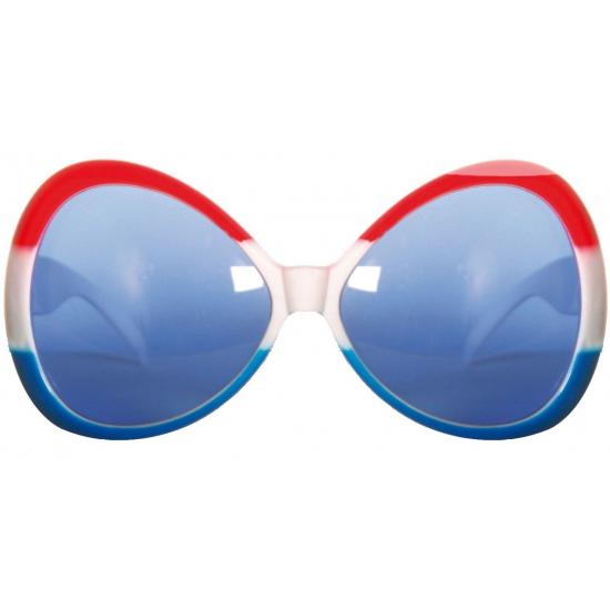 Grote Holland fun party bril