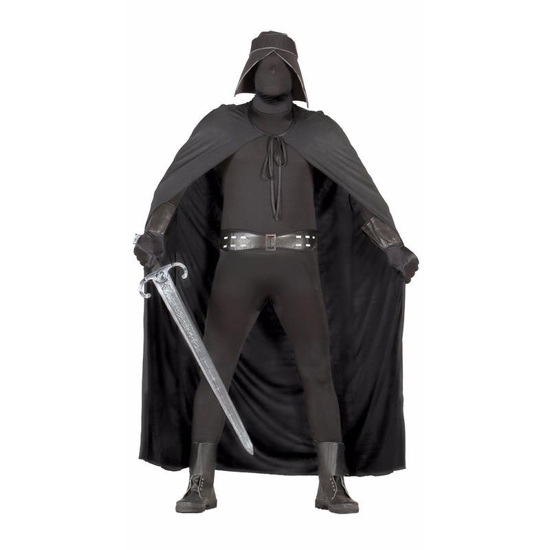 Halloween Straatversiering.Halloween Man Dark Lord Kostuum In Oranje Artikelen Winkel