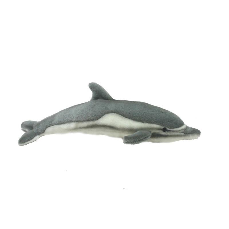 e78f18b0bdbb71 Hansa pluche dolfijn knuffel 40 cm in oranje artikelen winkel ...