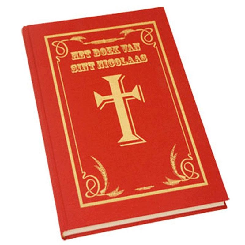 Het boek van sinterklaas. dit grote sinterklaas boek bevat 350 witte bladzijden zonder lijntjes en is ca. 22 ...