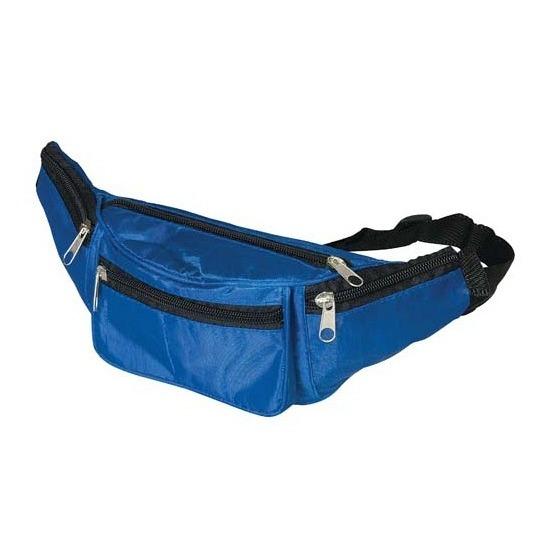 deae6ca4a05c41 Heuptasje/fanny pack blauw 29 x 10 x 6 cm festival musthave. handig  documententasje