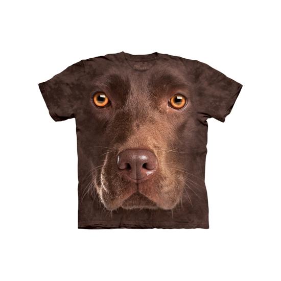 Honden shirt all-over print