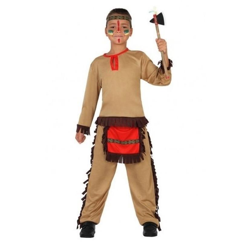Carnavalskleding Geschiedenis kostuums Indianen kleding