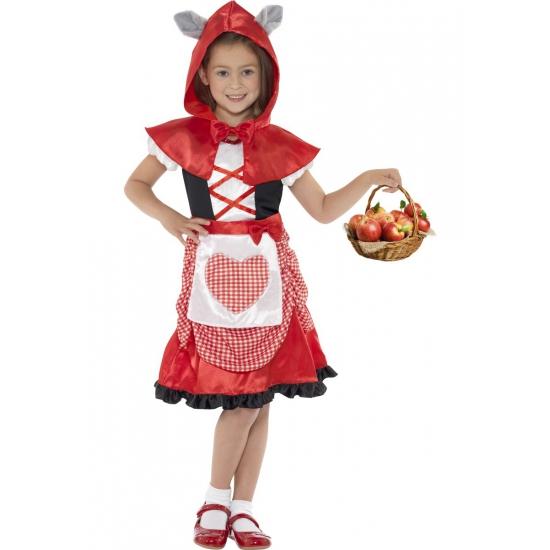 Carnavalskleding Fantasy en Sprookjes kostuums Roodkapje kleding