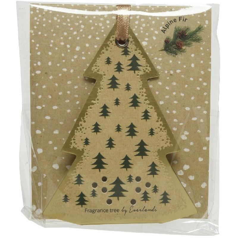 Kerstboom geur dennenboom geurboom voor in de kerstboom