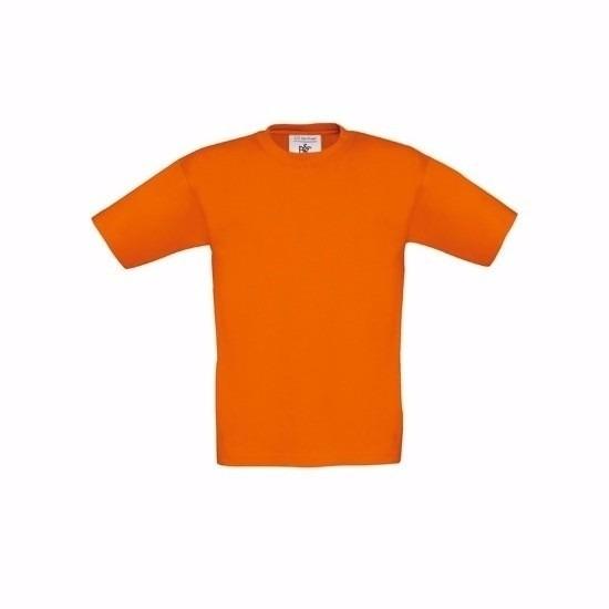 384fd35f71fd1e Kinder shirt in de kleur oranje in oranje artikelen winkel Oranjeshopper