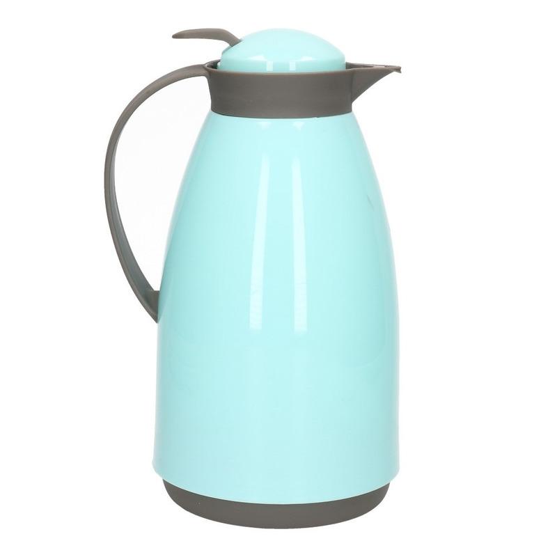 Koffiekan-isoleerkan 1 liter mint groen