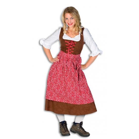 704d9047a54c52 Lang tiroler kleding voor vrouwen in oranje artikelen winkel ...