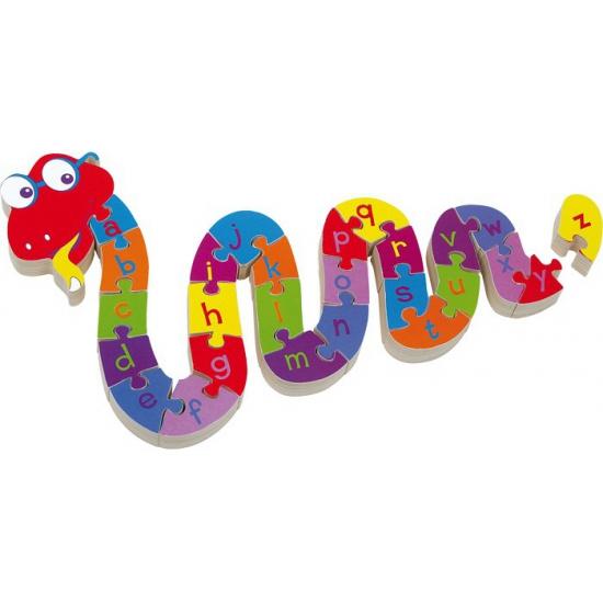 Leerzaam speelgoed alfabet