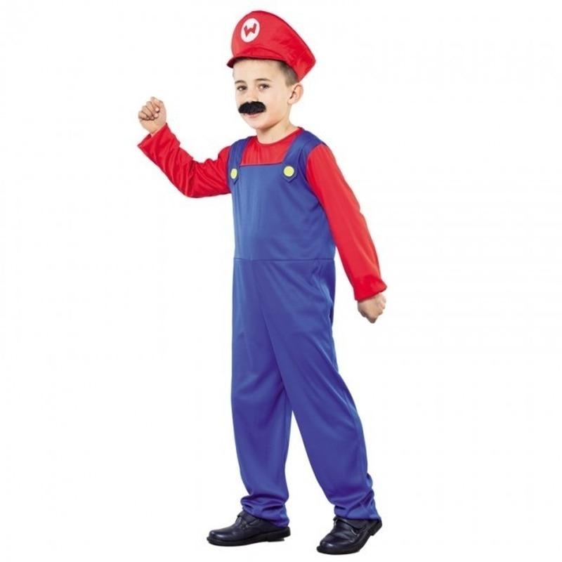 Carnavalskleding Superhelden en Cartoon kostuums Super Mario kleding