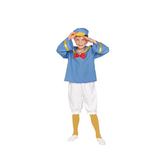 Carnavalskleding Beroepen kostuums Matrozen kleding
