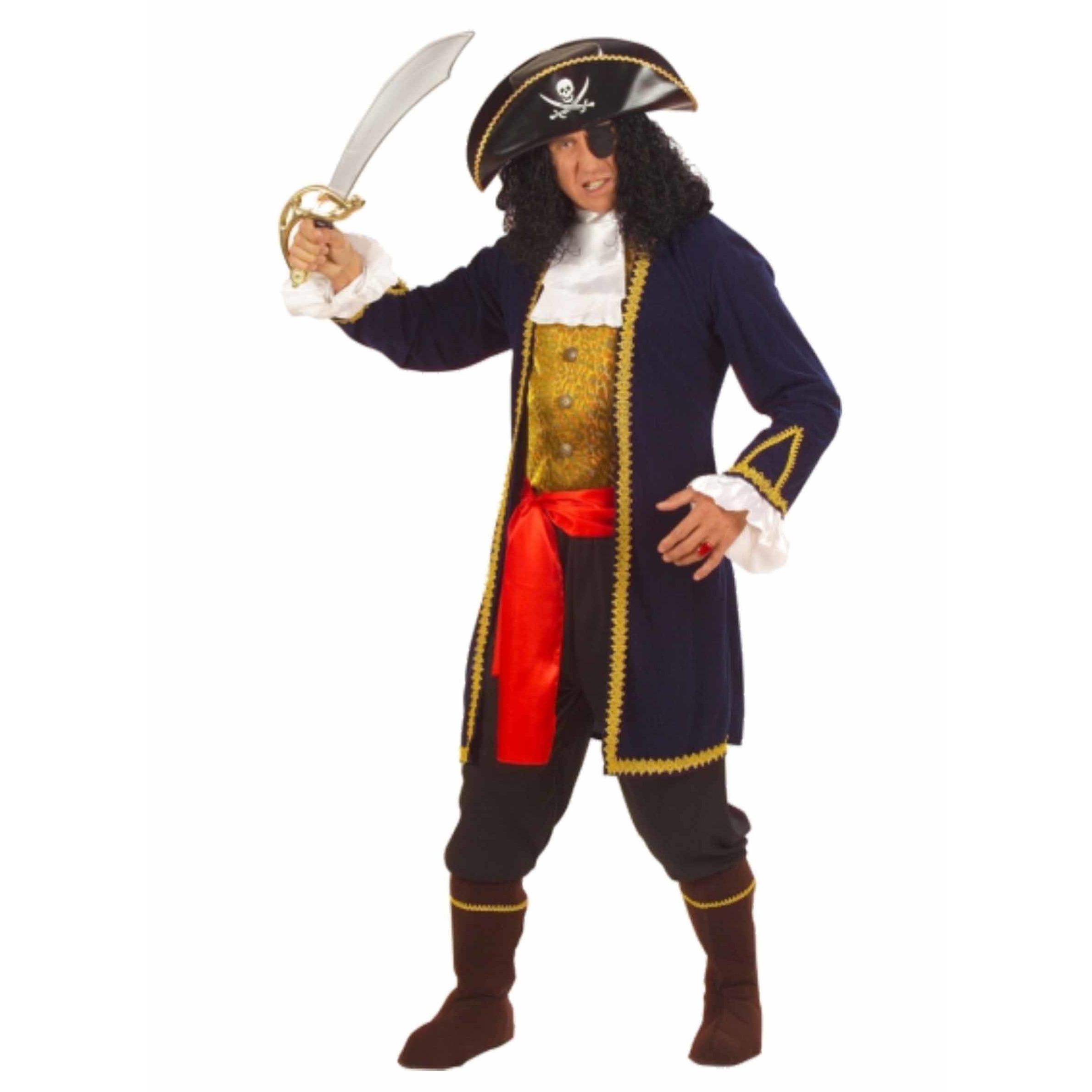 Luxe piraten kostuums