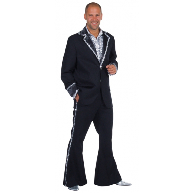 Carnavalskleding Geschiedenis kostuums Jaren 70 disco kleding