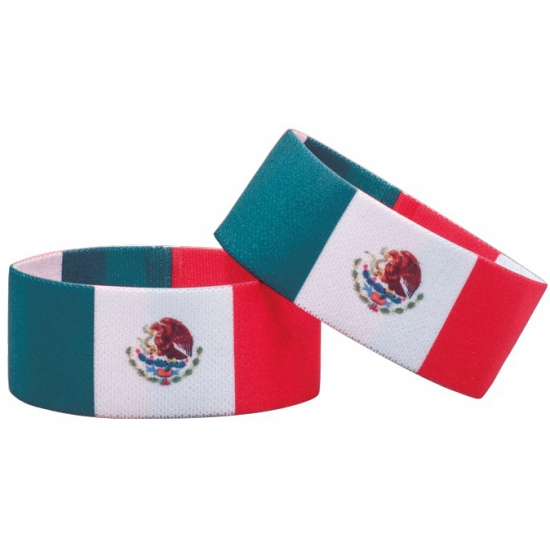 Mexico sport polsbandje