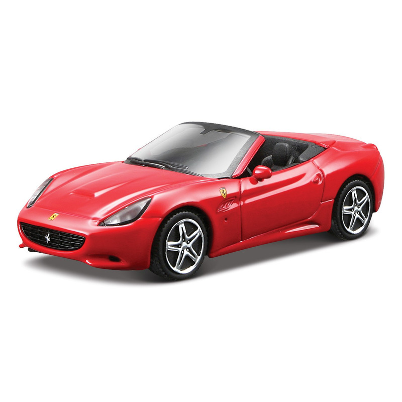 Modelauto Ferrari California convertible 1:43