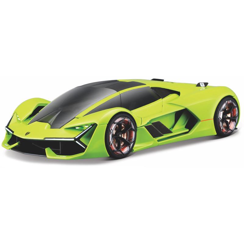 Modelauto Lamborghini Terzo Millennio 2019 groen 1:24