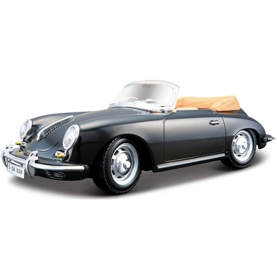 Modelauto porsche 356 cabrio 1:24