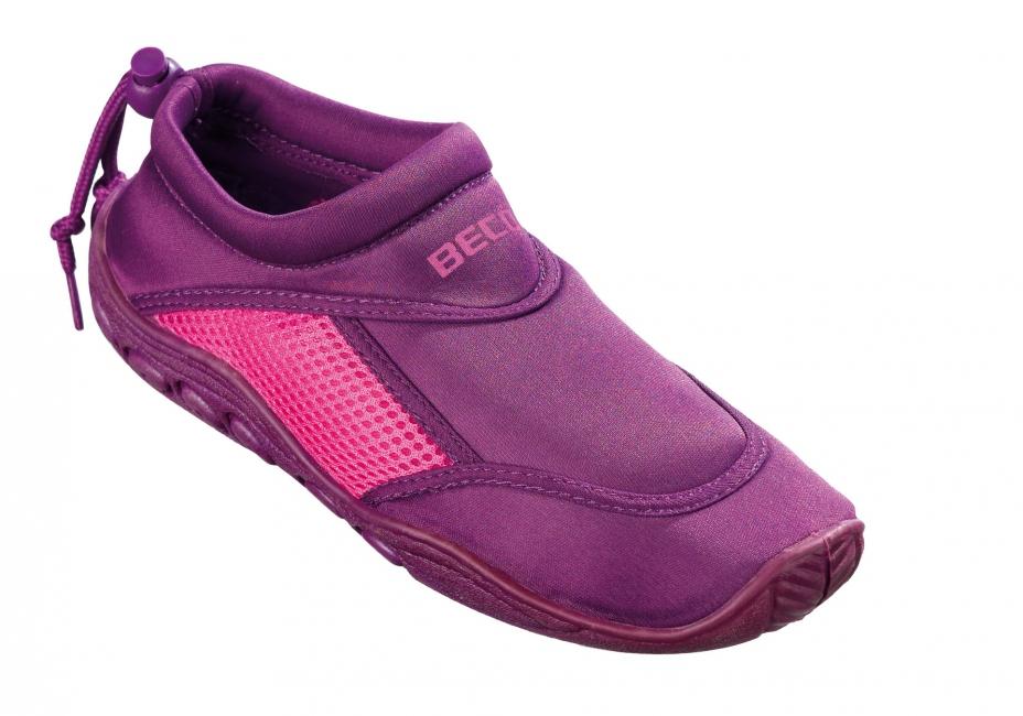 Neopreen paarse waterschoenen anti-slip
