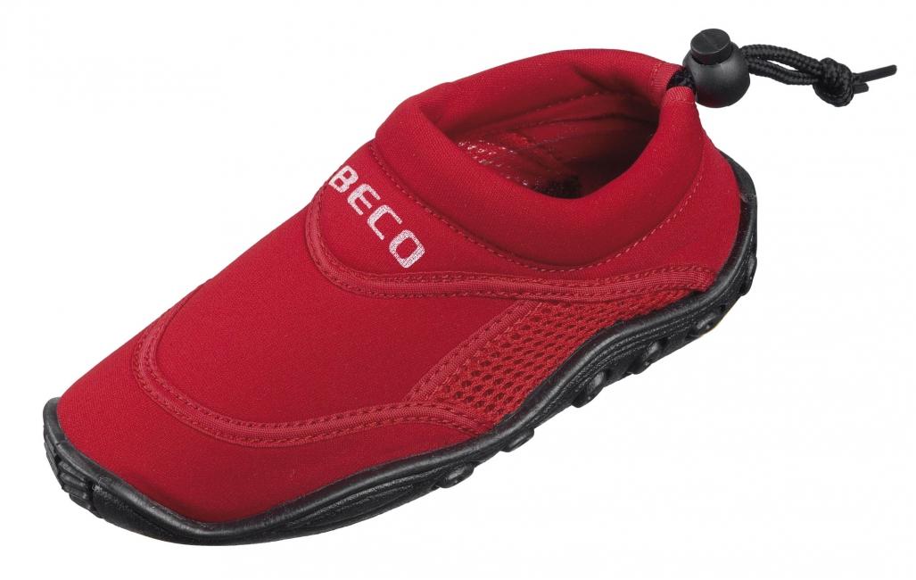 Neopreen rode waterschoenen anti-slip