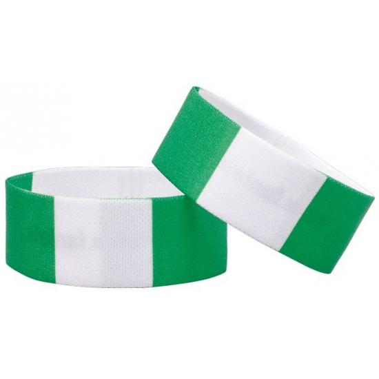 Nigeria sport polsbandje