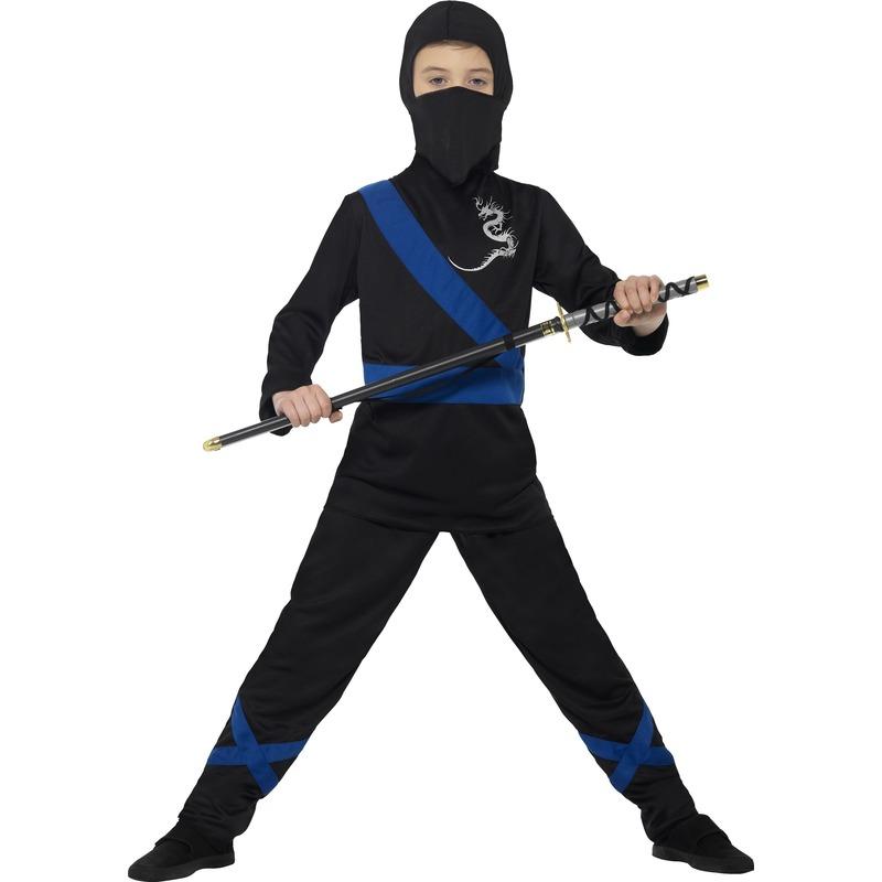 Carnavalskleding Sport kostuums Ninja kleding