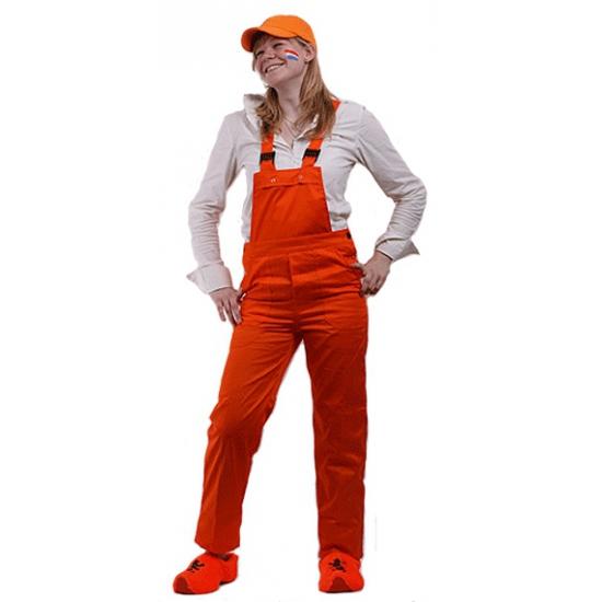 0b200d5888d89b Oranje tuinbroeken voor kinderen in oranje artikelen winkel ...