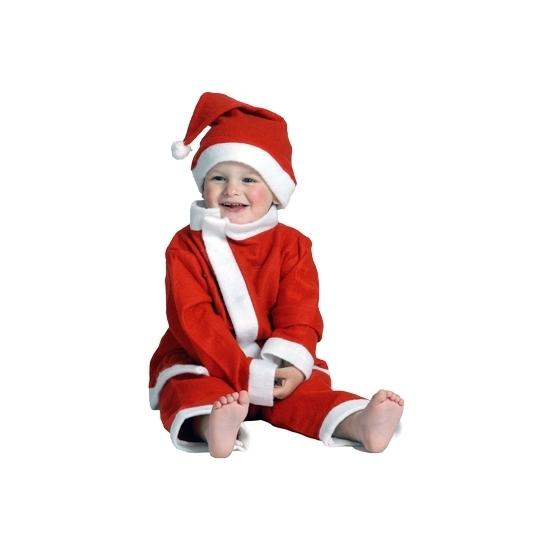 Carnavalskleding Kerst kostuums Kerstman kleding