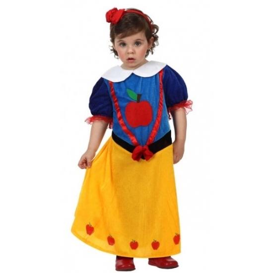 Carnavalskleding Fantasy en Sprookjes kostuums Sneeuwwitje kleding