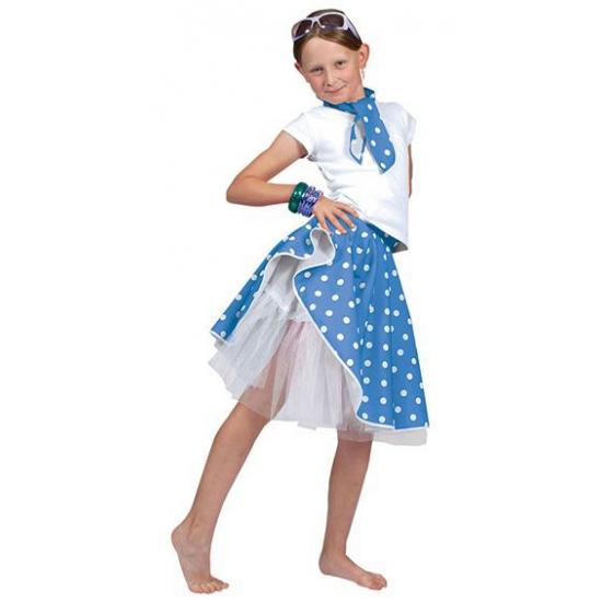 Carnavalskleding Geschiedenis kostuums Jaren 50 kleding