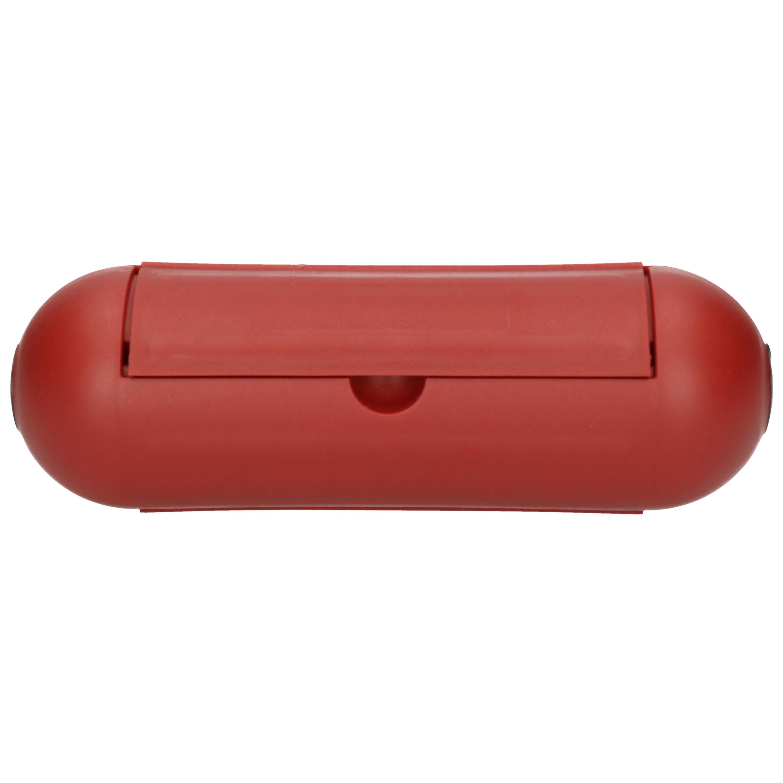 Rode veiligheid stekkersafe stekker beschermhoezen