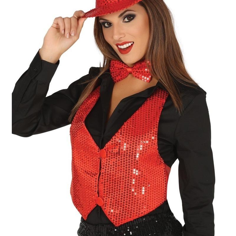 Carnavalskleding Kleuren kostuums Rode kleding