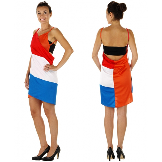 Sexy Holland jurkje voor dames