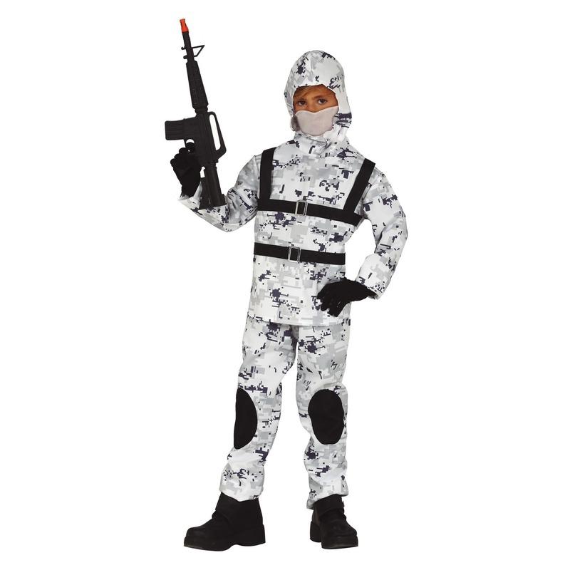 Carnavalskleding Beroepen kostuums Soldaten kleding