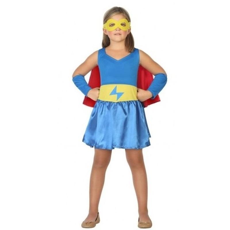 Carnavalskleding Superhelden en Cartoon kostuums Superman kleding
