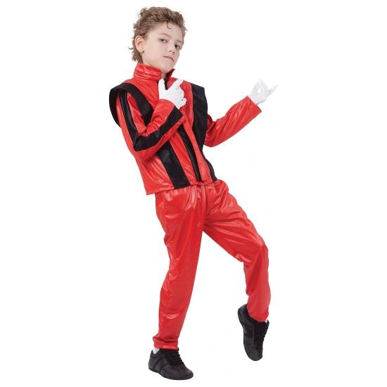 Carnavalskleding Bekende personen Michael Jackson kleding