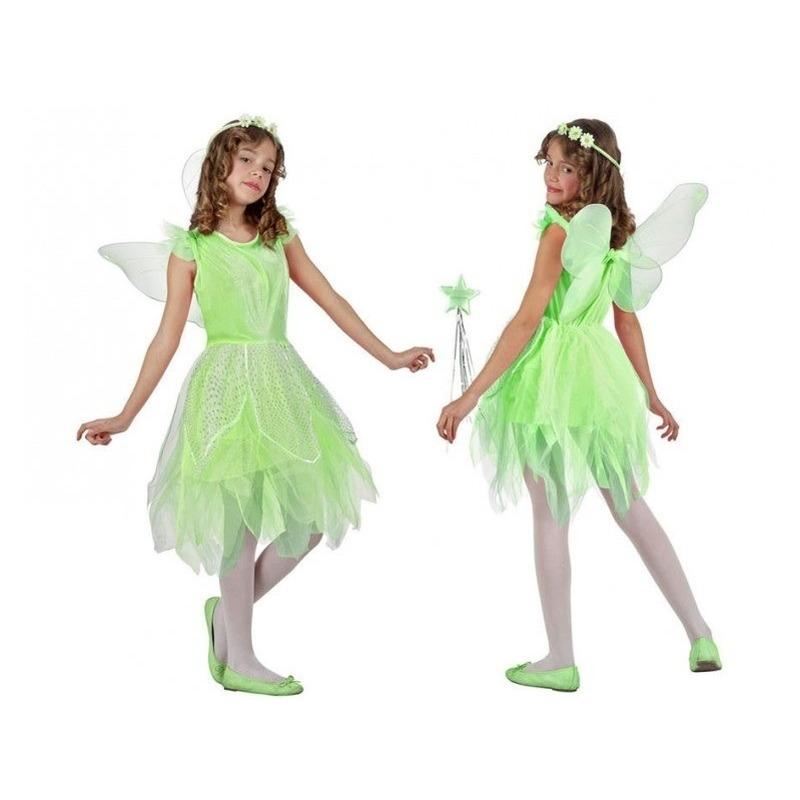 Carnavalskleding Fantasy en Sprookjes kostuums Elfen en feeen kleding
