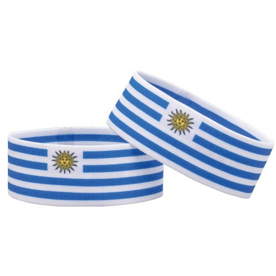 Uruguay sport polsbandje