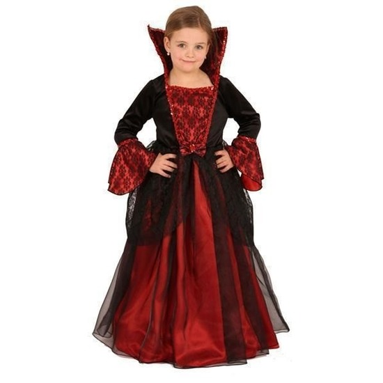 Vampieren verkleedjurkjes voor meisjes