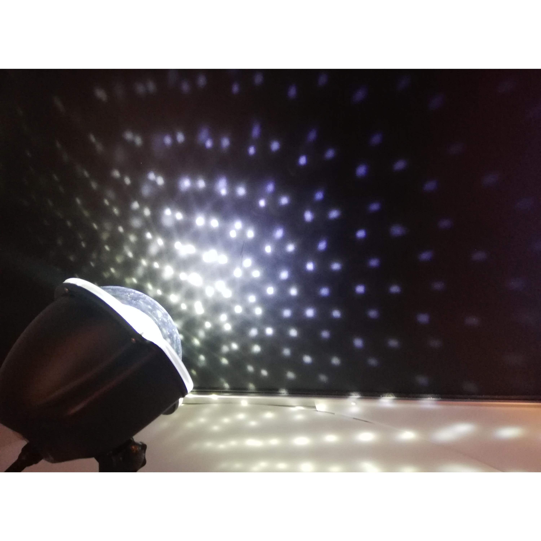 Verlichting projector dwarrelend sneeuw incl. afstandsbediening