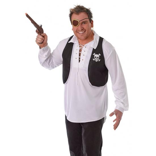 Carnavalskleding Geschiedenis kostuums Piraten kleding