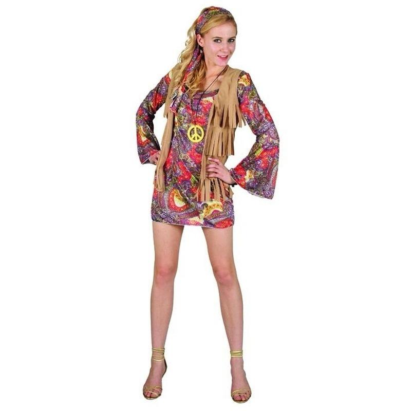 Voordelige dames kostuums hippies