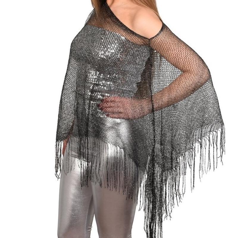Carnavalskleding Kleuren kostuums Zilveren kleding
