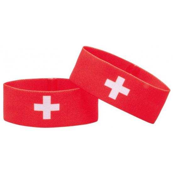 Zwitserland sport polsbandje